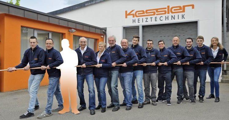 Kessler Heiztechnik aus Donaueschingen sucht motivierte Führungskraft