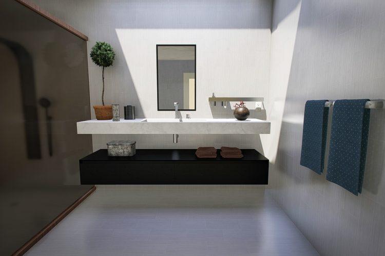 Badmodernisierung oder nur Gästetoilette – es wird nach individuellen Vorstellungen gebaut