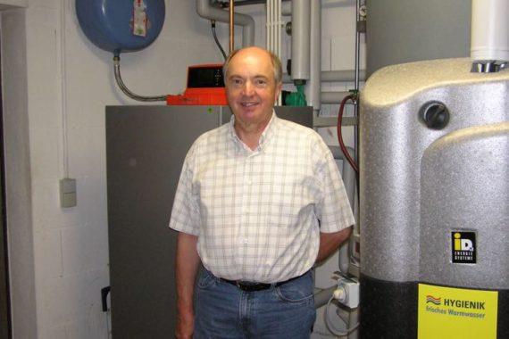 Dr. K. Becker, Donaueschingen - Gasbrennwert - gesundheitzCenter®, Frischwasserstation