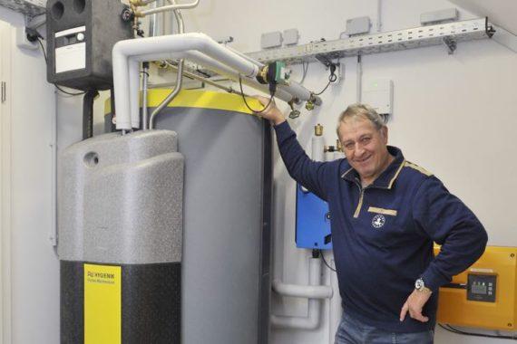 Fam. Binder Donaueschingen-Aufen Heizsystem: Gas - gesundheitzCenter - Solar