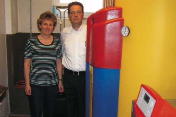 Fam. Gilli, Aasen Heizsystem: Ölbrennwertkessel - gesundheitzCenter