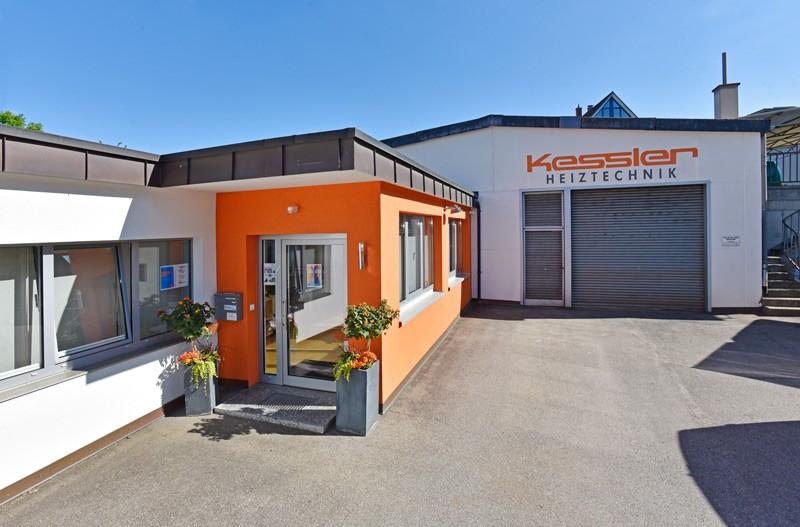 Kessler Heiztechnik Firmengebäude