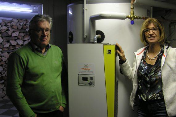 Gasbrennwert und Solar in Villingen