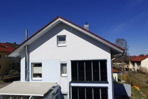Solaranlage in Donaueschingen